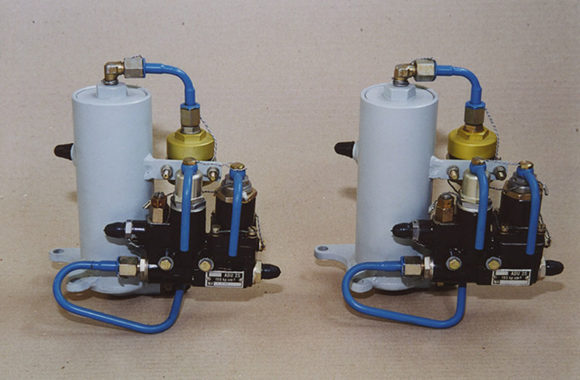 Pressure regulator ADU 2S with separator of water and oil  -