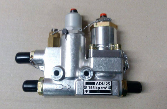 Pressure regulator ADU 2S - 770-09-SB105