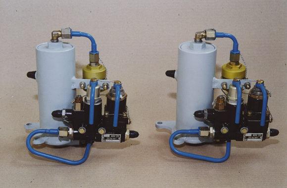 Regulátor tlaku 2S s odlučovačem vody a oleje -