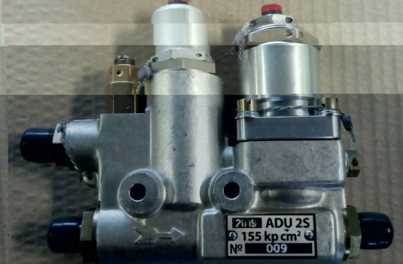 Регулятор давления автоматический АДУ-2С 155-38-31 - Sb-A-05